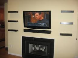 furniture nice picture ideas of floating shelves under tv with