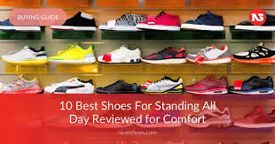 Boot Inserts For Comfort 10 Best Shoes For Standing All Day Reviewed In 2017 Nicershoes
