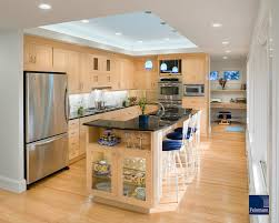tray ceiling in kitchen home design ideas