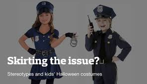 Boys Police Officer Halloween Costume Companies Fire Sexist Girls U0027 Halloween Costumes