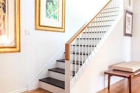 Wood Stair Banisters Accessories Modern Wood Stairs Modern Wood Railings For Stairs