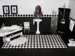 black and white bathroom ideas pictures black and white bathroom design inspirations with black and white
