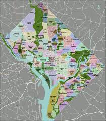 Real Estate Map Washington Dc Neighborhood Map