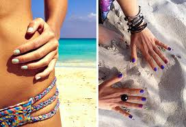 best nail art ideas and nail polish colors for tan skin beauty