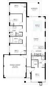 small single story house plans 5 bedroom house plans one story house plan 4 bedroom house plans