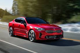 12 things you didn u0027t know about the 2018 kia stinger automobile