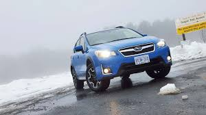 subaru crosstrek matte green 2016 subaru crosstrek test drive review