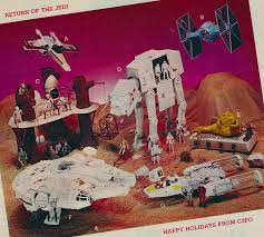 collectibles from the outer sears wish book starwars