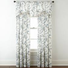 Royal Velvet Curtains Royal Velvet Diane Window Treatments Jcpenney