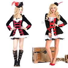 Womens Pirate Halloween Costumes Popular Pirates Women Buy Cheap Pirates Women Lots