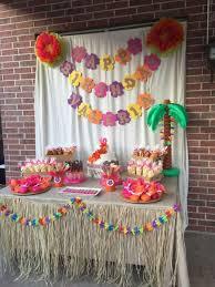 hawaiian party ideas interior boys party ideas 47 trendy kids birthday decoration 39