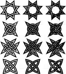 tattoos celtic designs tribtal tattoos celtic knots stock vector art 165079065 istock