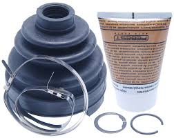 lexus es300 cv joint replacement boot inner cv joint kit 88 5x96x25 febest 0215 z51t oem 49595 3f060