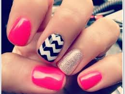 cute gel nail designs trend manicure ideas 2017 in pictures girly