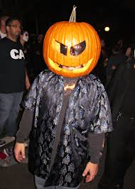 Pumpkin Halloween Costume West Hollywood Halloween Costume Carnival The Suite World