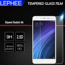 Redmi 4a Lephee Glass For Xiaomi Redmi 4a Tempered Glass Redmi 4 A Screen