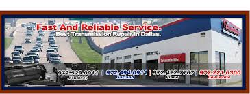 transmission shop auto repair at 1403 forest ln garland tx