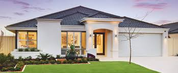 luxury single story homes plans perth home design and style