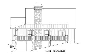 home plans with wrap around porch 2 bedroom cabin plan with covered porch river cabin