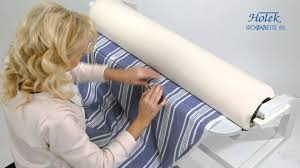 ironnette how ti iron bed linen youtube