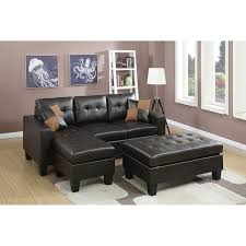 Reversible Sectional Sofa All In One Reversible Sectional Sofa With 2 Accent Pillows And Xl