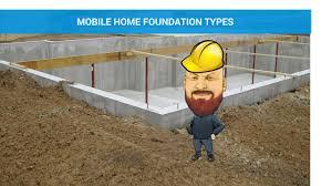 mobile home foundation types renovating ideas pinterest