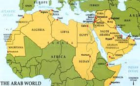 arab countries map poking at the beast how much is the arab world worth