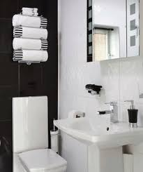 black white bathrooms ideas 15 great bathroom design ideas real simple