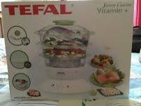 steam cuisine vitasaveur tefal steam cuisine steamers for sale gumtree