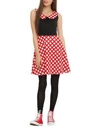 disney minnie mouse polka dot dress topic