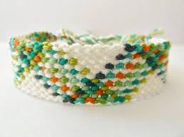 Rag Rug Friendship Bracelet 252 Best Craftymotmot Beautiful Bracelets Images On Pinterest