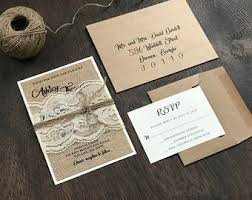 wedding invitations quincy il barn wedding invitation set rustic wedding invitation country