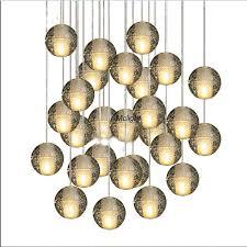 Diy Glass Bubble Chandelier Globe Chandelier Diy Diy Chandelier From A Hanging Plant Basket