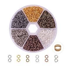 Pandahall Tutorial On How To Amazon Com Pandahall Elite 1 Box 6 Colors About 3300 Pcs Iron