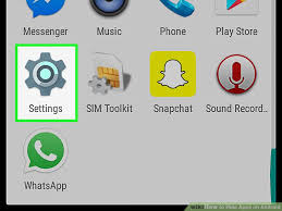 on android how to hide apps on android with pictures wikihow