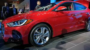 hyundai elantra sport likely to get 201 hp optional manual autoblog