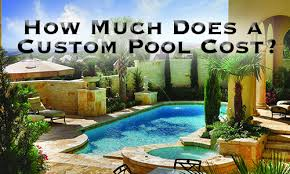Backyard Pool Cost by How Much Does A Custom Pool Cost Keith Zars Pools