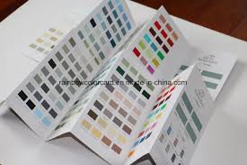 china wall paint system pantone color chart for advertising