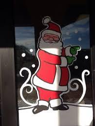 Thanksgiving Window Paintings Christmas Windowpainting Window Painting Pinterest Window