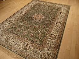 area rugs 5x7 green amazon com