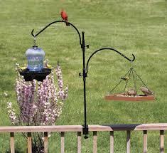 deck mounted bird feeder u2013 unique bird feeder