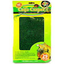 Green Turf Rug Zoo Med Zoo Med Reptile Cage Carpet Assorted Colors Reptile Turf