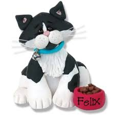 20 best favorite cat ornaments images on handmade