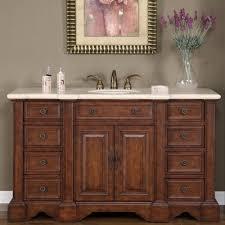 Single Bathroom Vanity by Silkroad Exclusive Sabina 58
