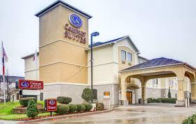 Comfort Texas Hotels Comfort Suites 303 East Rieck Road Tyler Texas 903 534 0999