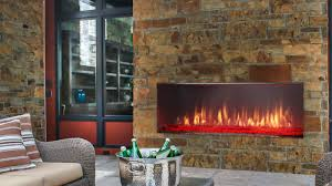 outdoor lifestyles lanai gas outdoor fireplace majestic products