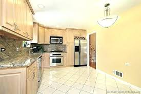 kitchen color ideas with light wood cabinets light oak kitchen cabinets emverphotos info