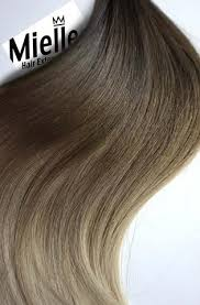 Light Brown Balayage Ombre And Balayage Hair Extensions U2013 Miellee Hair Extensions