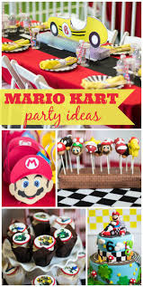 Party Table Decorations by 144 Best Super Mario Bros Party Ideas Images On Pinterest