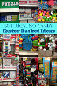 candy basket ideas frugal no candy easter basket ideas humorous homemaking